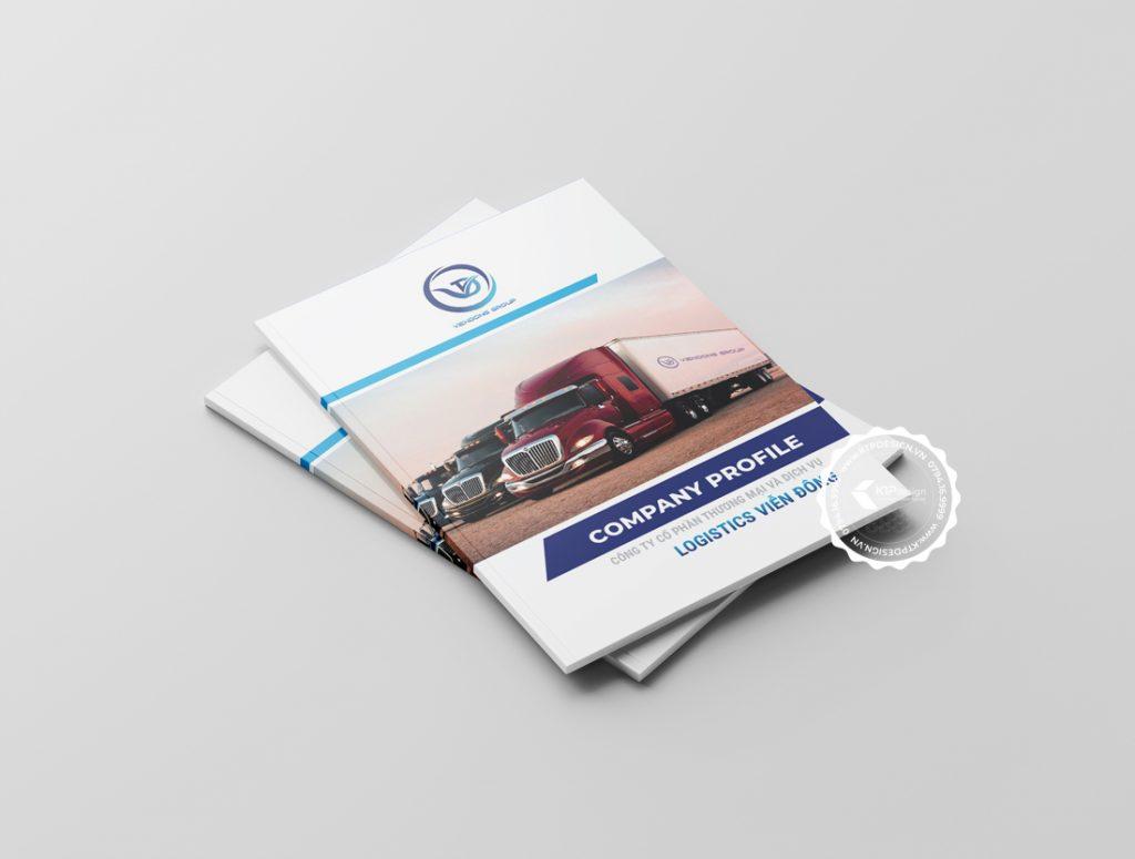 Hồ sơ năng lực công ty vận tải bìa