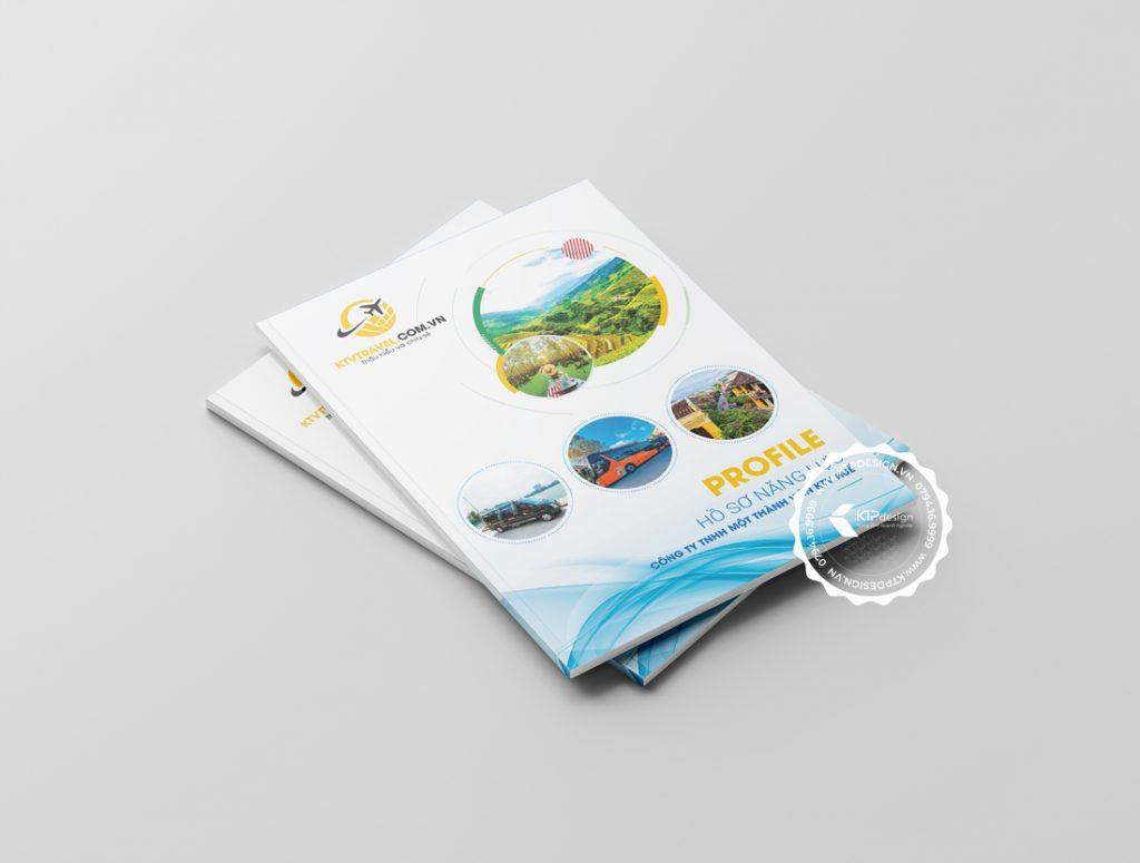 Hồ sơ năng lực công ty du lịch bìa