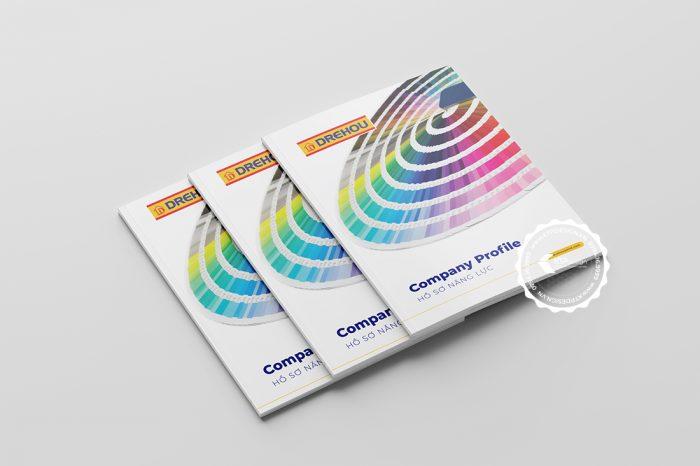 Bìa profile công ty