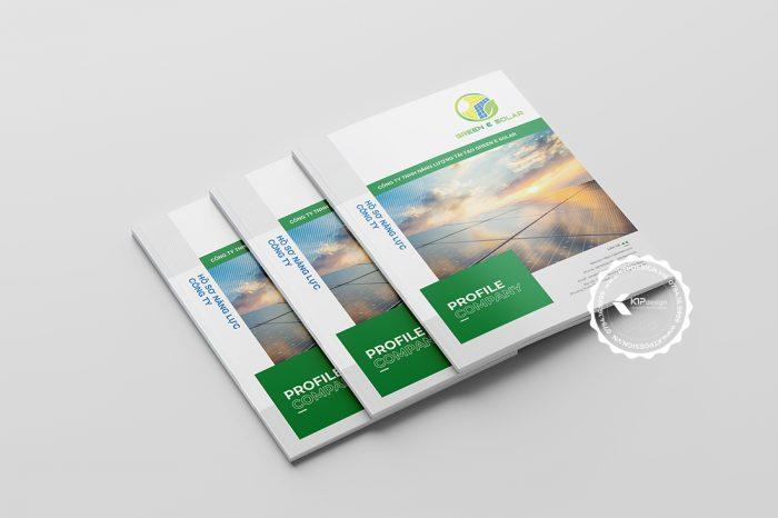 Hồ sơ năng lực công ty điện mặt trời bìa